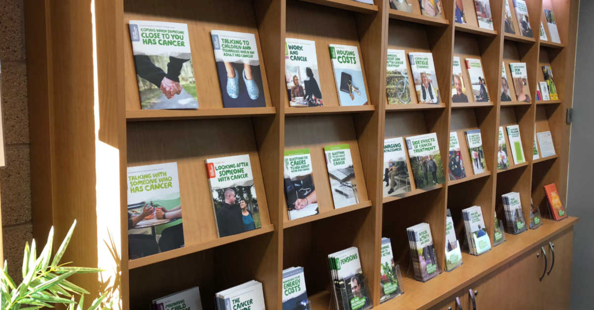 Macmillan Cancer Information & Support Services