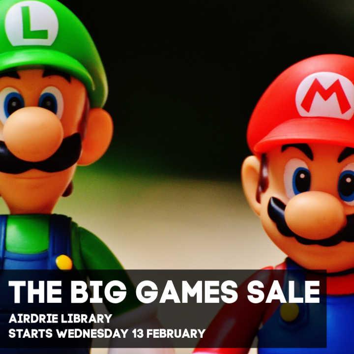 Big Games Sale