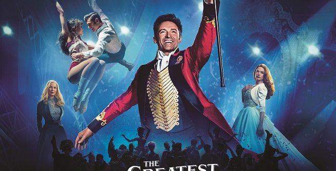 Cinema: The Greatest Showman Singalong (PG)