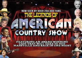The Legends of American Country Show (Airdrie)
