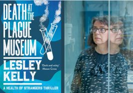 Author Visit with Lesley Kelly