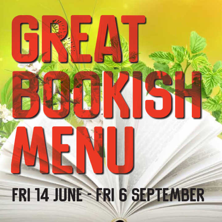 Great Bookish Menu