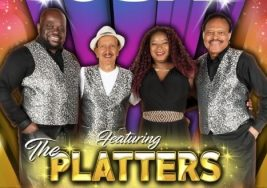Soultown USA Presents  The Platters