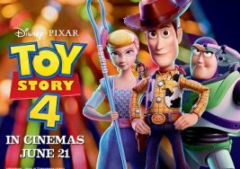 Cinema: Toy Story 4 (PG)