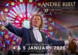 Cinema Live: Andre Rieu: 70 Years Young