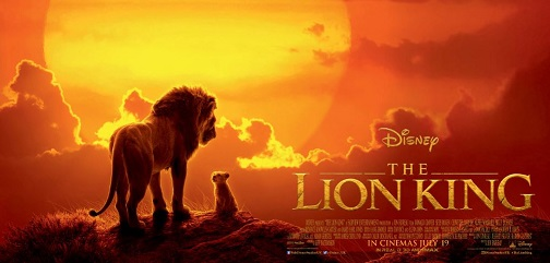 Cinema: The Lion King (PG)