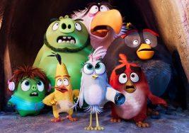 Cinema: Angry Birds 2 (U)