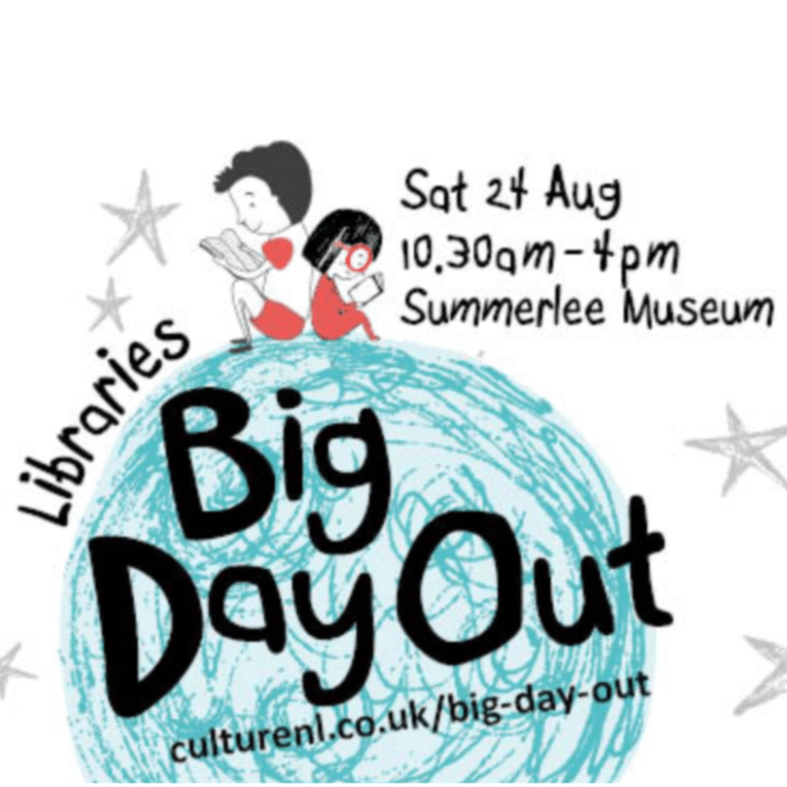 Libraries Big Day Out