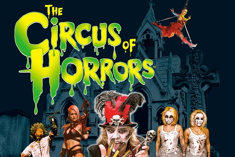 Circus Of Horrors 25th Anniversay