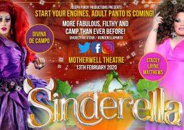 Sinderella-Adult Panto