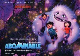 Cinema: Abominable (U)