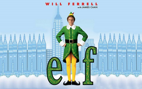 Cinema: Elf (PG)