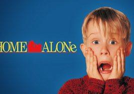 Cinema: Home Alone (PG)