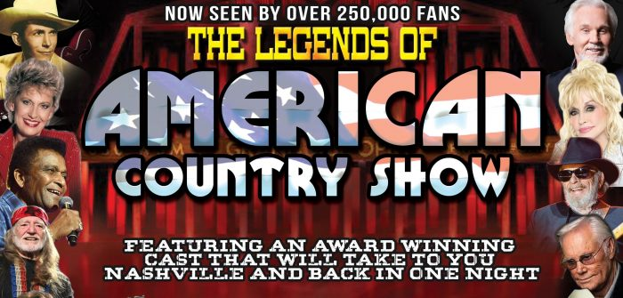 Legends of American Country (Motherwell)