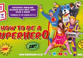 Funbox How to Be a Superhero