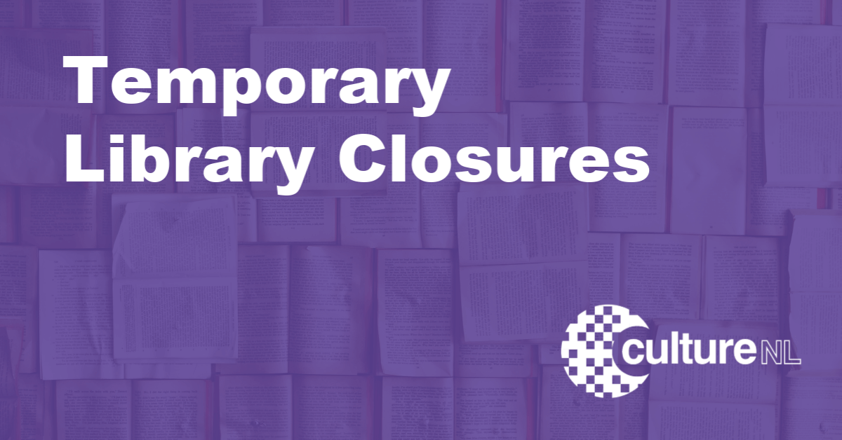 Temporary Library Closures