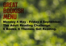 Great Bookish Menu