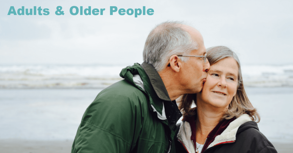Adults and Older People