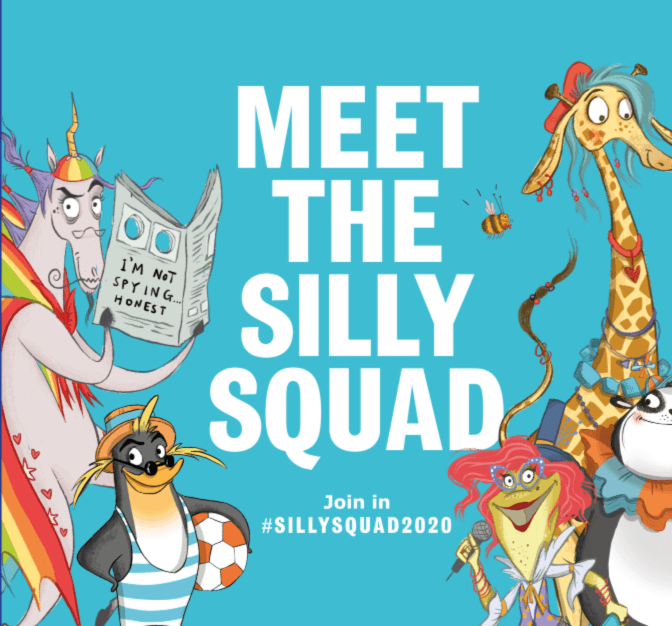Meet the Silly Squad