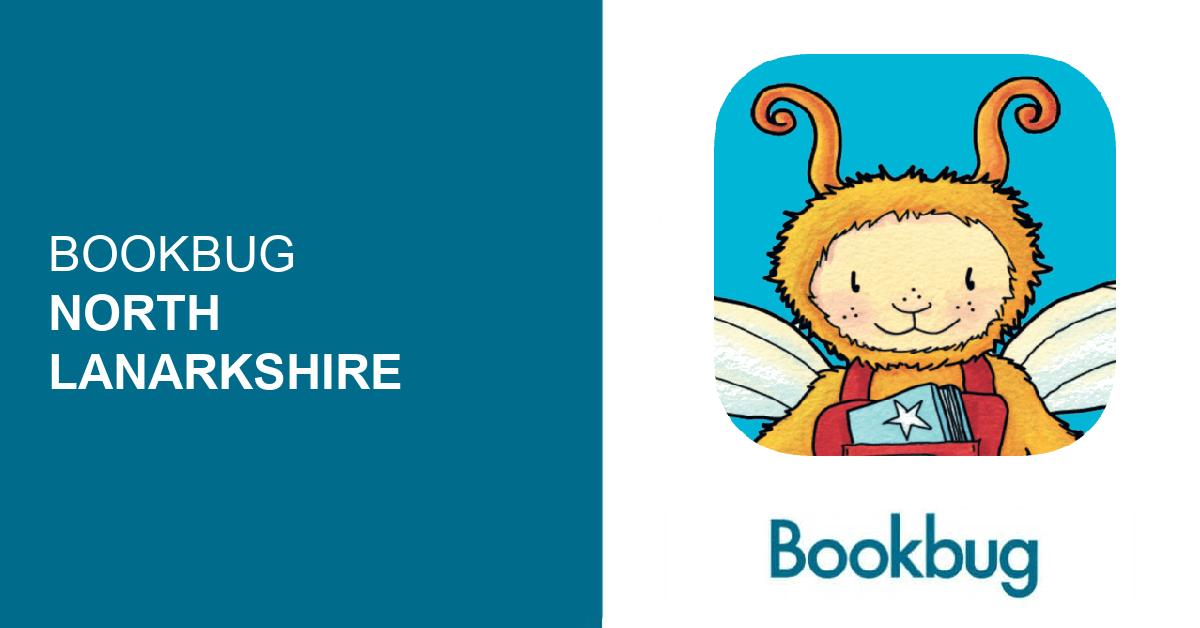 Bookbug North Lanarkshire