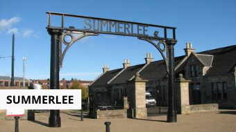 Summerlee museum entrance