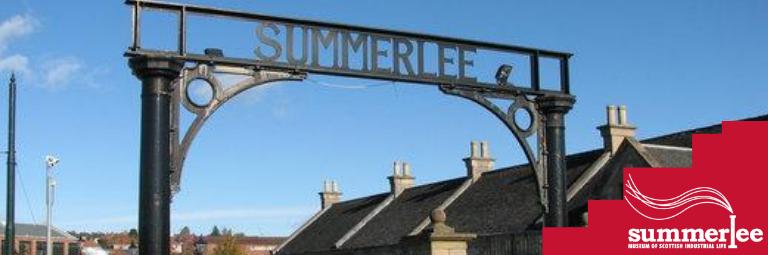 Summerlee Museum Header