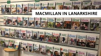 Macmillan in Lanarkshire