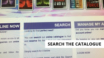 Search the Catalogue