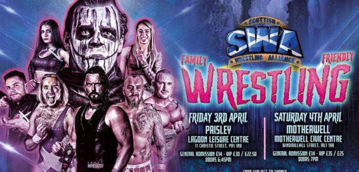 SWA Family Wrestling.