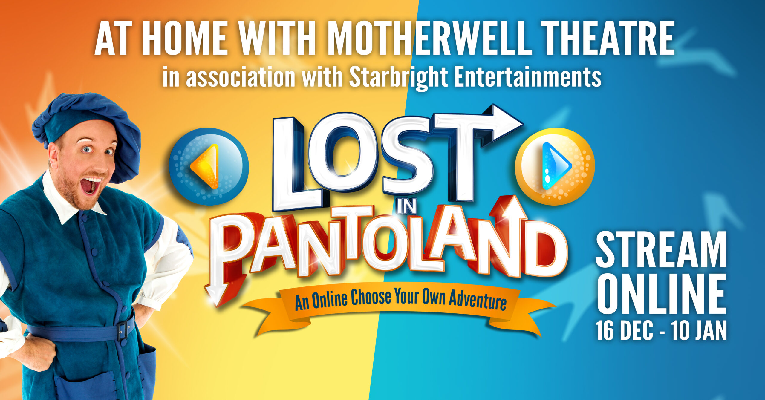 Lost in Pantoland
