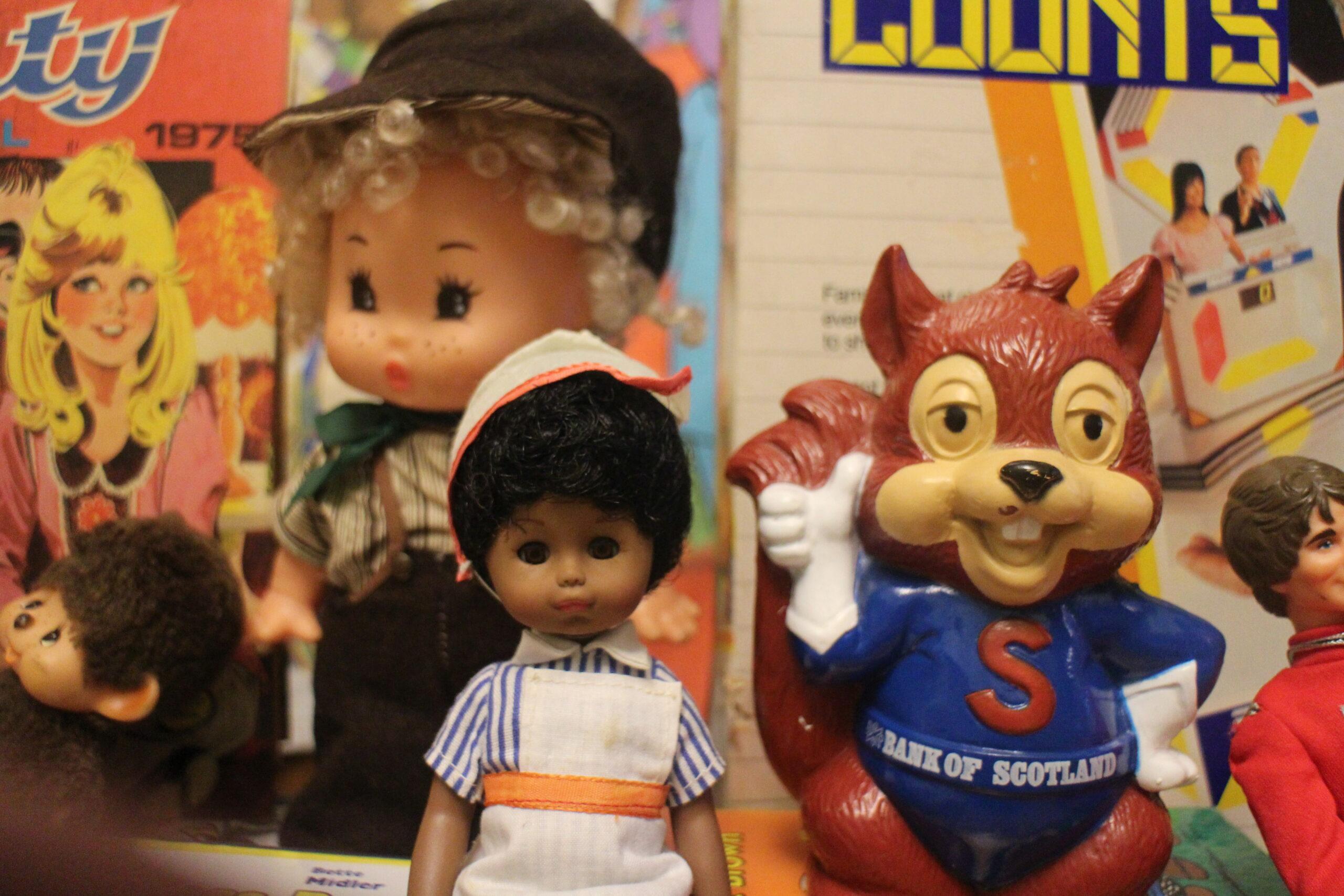 Last Christmas dolls