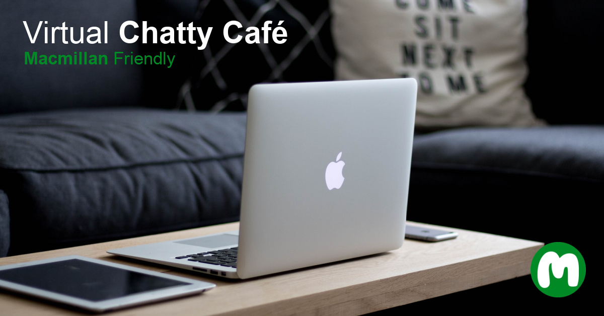 Macmillan Friendly Chatty Café
