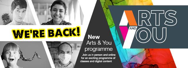 Arts & You new programme