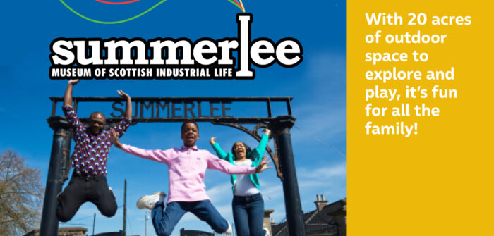 A great family day out at Summerlee Museum