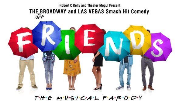 Friends!-The Musical Parody