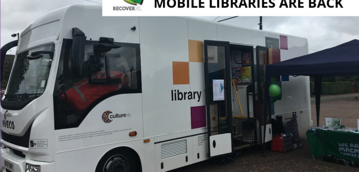 Visiting Our Mobile Libraries and Staying Safe