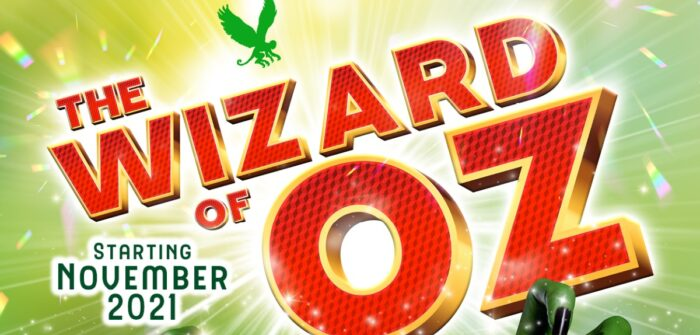 The Wizard of Oz 21/22